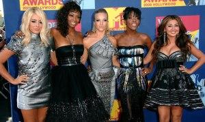 Danity Kane at the 2008 MTV Video Music Awards