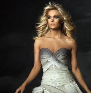 Carrie Underwood being flawless