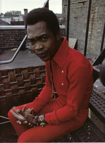 fela ransom kuti Fela anikulapo kuti, born in abeokuta, nigeria in 1938, was a singer-composer, trumpet, sax and keyboard player, bandleader, and politician.