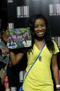 Imani Hakim (set to play Gabby Douglas as a teen and young adult)