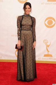 Aubrey Plaza's dress was one of a handful of things I enjoyed about this year's Emmy Awards...