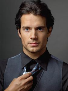 Let's even go for Henry Cavill, shall we?