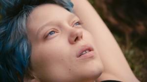 """Lea Seydoux as """"Emma"""" in """"Blue Is The Warmest Color"""""""