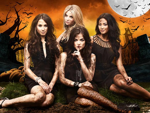 pll halloween episode and ravenswood premiere on abc family - Halloween Episodes Of Pretty Little Liars