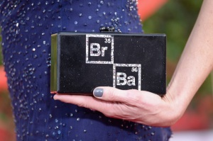 Anna Gunn's Breaking Bad Clasp Purse