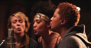 "A still photo from ""20 Feet From Stardom"""