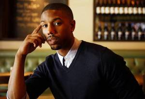 Michael B. Jordan as Johnny Storm/The Human Torch
