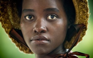 "Lupita Nyong'o in ""12 Years A Slave"""