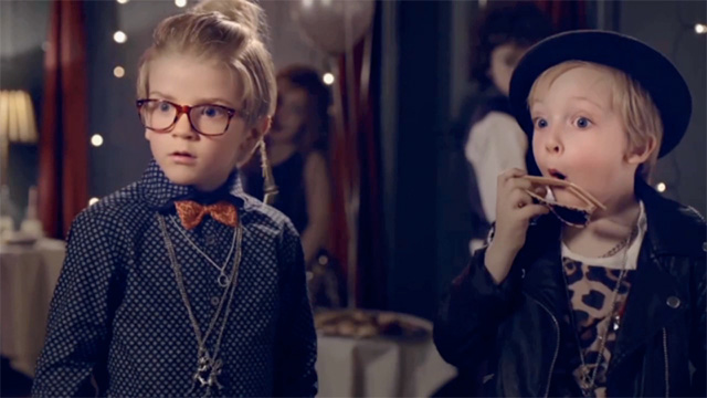 Ad Break: Made in Chelsea, Continete, Age UK, Scottish Police Federation - video