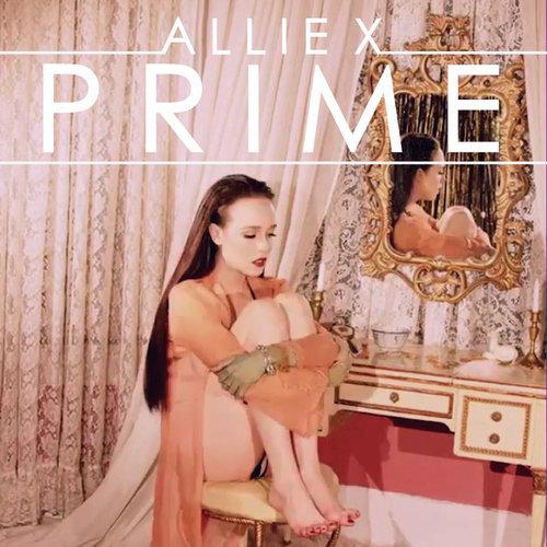 allie x prime single cover