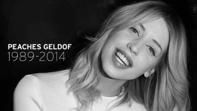 Peaches Geldof- 1989-2014