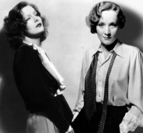 YES PLEASE To That Marlene Dietrich and Greta Garbo TV Drama…