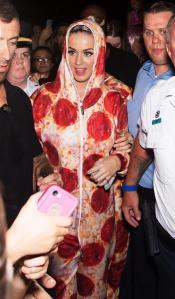 Katy Perry Pizza Onesie