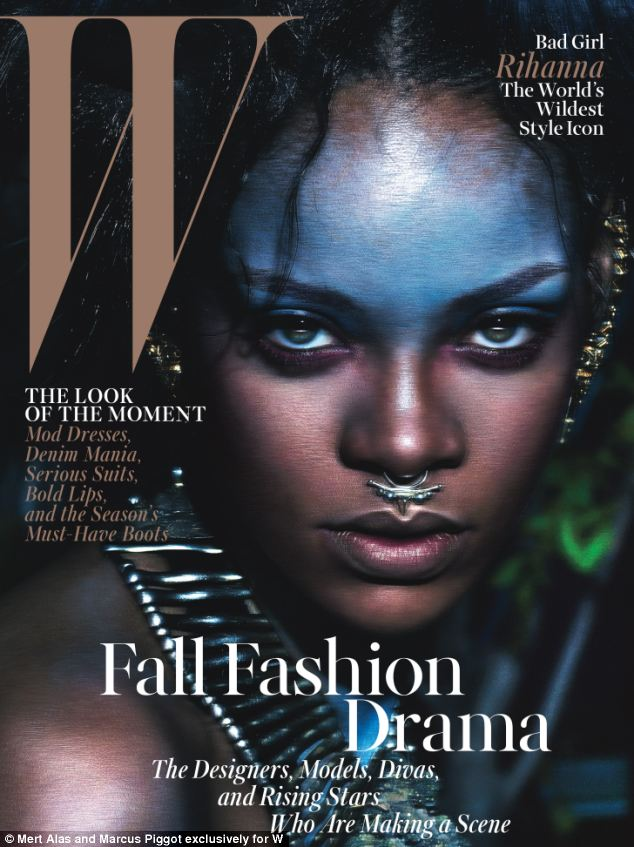 Photo Credit: Mert Alas and Marcus Piggot, exclusively for W Magazine