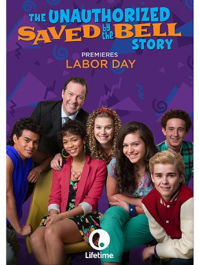 "Trailer of the Day- Lifetime's ""Unauthorized Saved By The Bell Story"""