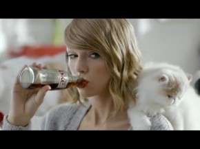 Video of the Day: Taylor Swift, Diet Coke, & LOTS of Kittens