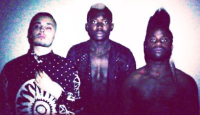Young Fathers WIN The 2014 Barclaycard MercuryPrize!!!