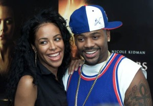 Real Aaliyah & Damon Dash