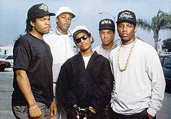 "Movie Trailer of the Week: ""Straight Outta Compton"" (NWA Biography)"