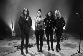 """Song of the Week: """"No Way Out (Redux)"""" byWarpaint"""